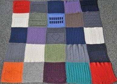 Zeeuwse deken - patroon PDF -