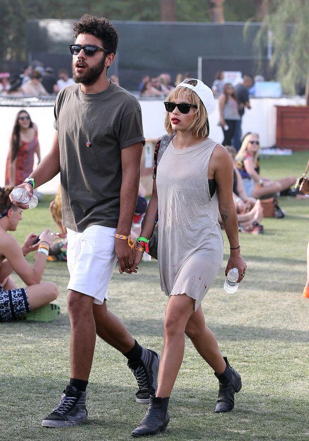 The 21 Most Memorable Celebrity Couples Of Coachella