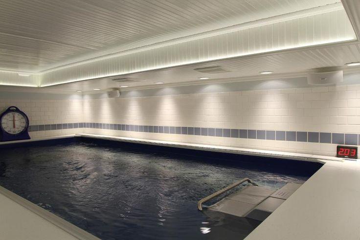 19 best modular fastlane pool images on pinterest for Endless pool in basement