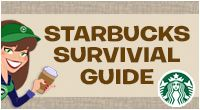 STARBUCKS SURVIVAL GUIDE! Coffee drinks, guilt-free breakfast picks, sweet treats & more!