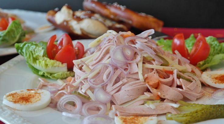 Hangi Salataya Hangi Sosu Hazırlamak Gerekir?