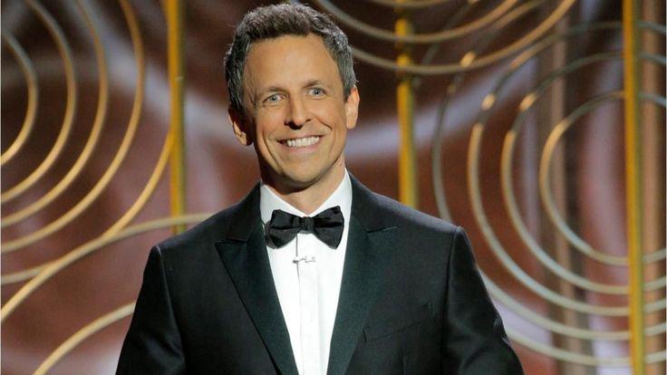FOX NEWS: Golden Globes host Seth Meyers mocks Harvey Weinstein as 'Three Billboards' wins best picture