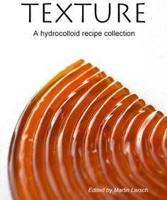 Recetas de cocina molecular Texture Más