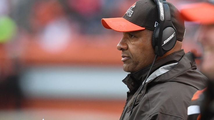 Browns coach Hue Jackson: Being winless hardest thing ever