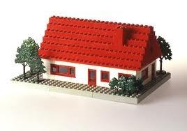 Drømmehuset i LEGO