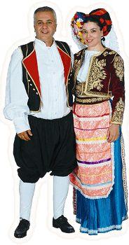 Παραδοσιακές φορεσιές της Κέρκυρας