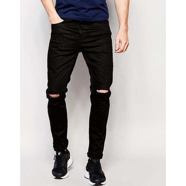 Best 25+ Knee ripped jeans mens ideas on Pinterest | Menu0026#39;s ...