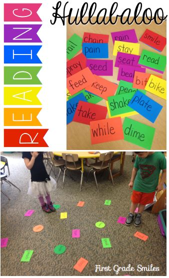 Fun game to practice sight words or any spelling words.