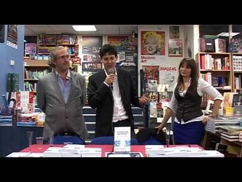 Les auteurs de La République des réseaux - Rognetta, Jammot et Tardy