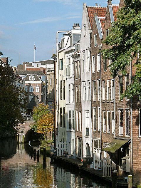 Oudegracht, Utrecht, Netherlands