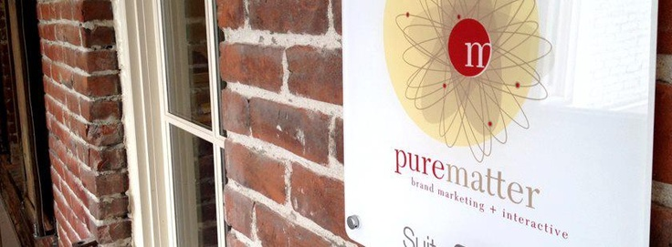 Love our own space in downtown San Jose, come by for a visit! http://www.purematter.com