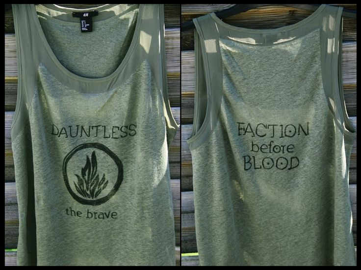 Dauntless shirt by PastelMonster.deviantart.com on @deviantART