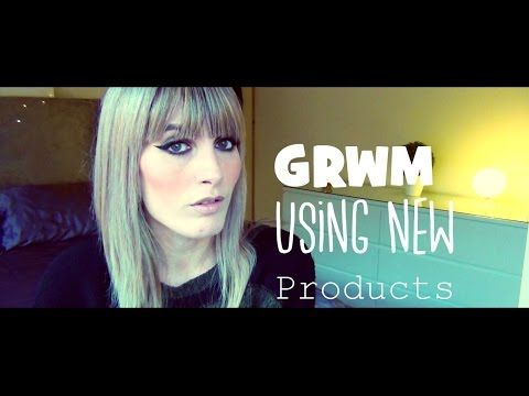 GRWM Using NEW Products | MICHELA ismyname ❤️