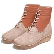 Hasil gambar untuk sepatu boots casual wanita