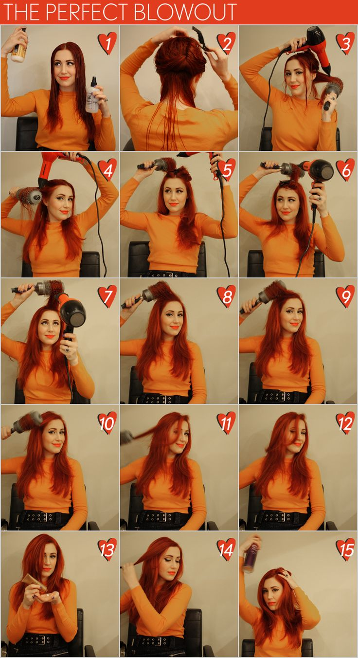 The Perfect Blowout Tutorial