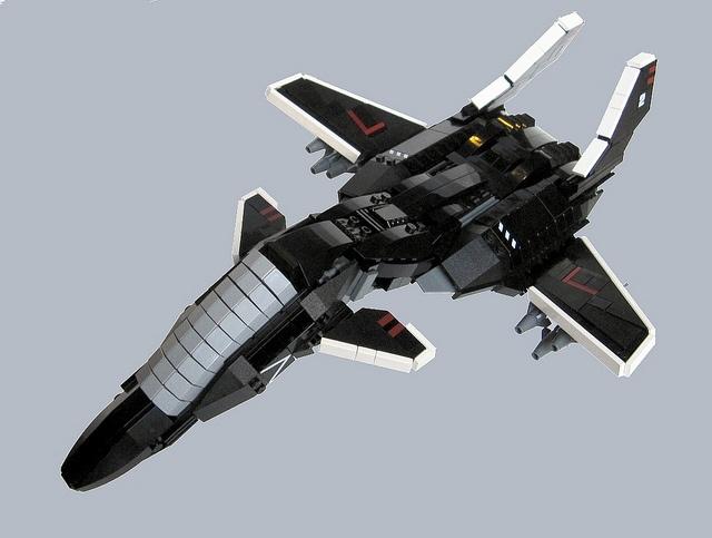 NATO F-83 Seraphim by [Carter], via Flickr