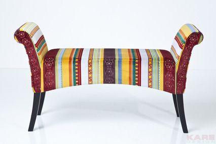Kare design :: Ławka Motley Very British