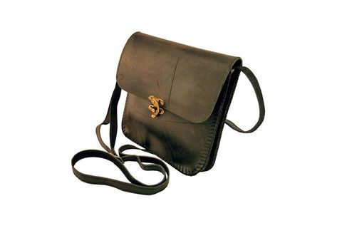 Recycle Creative - Recycled Inner Tube - Rustic Cross Bodybag
