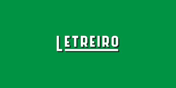 Letreiro™ - Webfont & Desktop font « MyFonts
