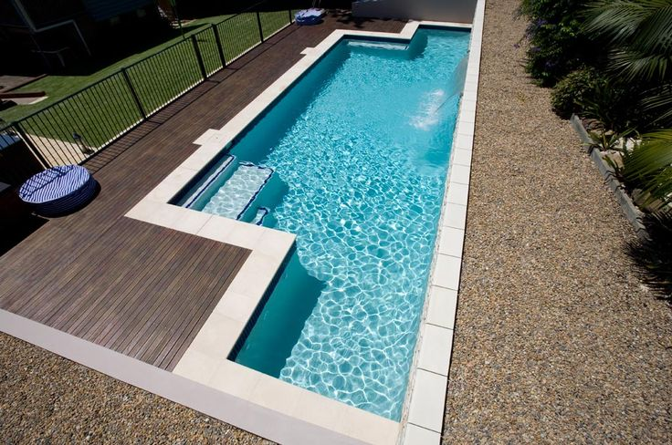 In-ground lap pool - Beacon Hill | Crystal Pools