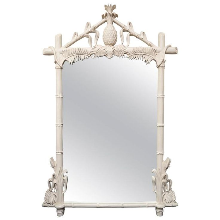 Mid-Century Tropical Mirror 1st dibs.  $1450.00