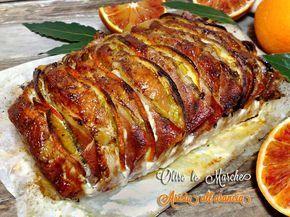 L'arista all'arancia con fettine di speck è facile da preparare, di effetto assicurato. Il sapore agrumato dell'arancio ben si sposa con quello del maiale.