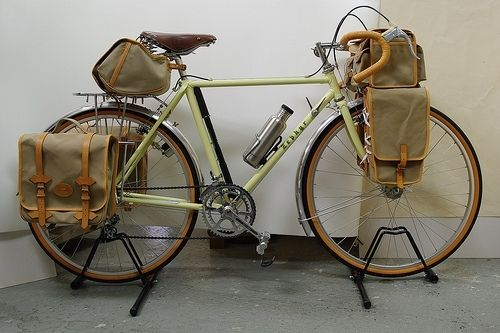 travelbike - zephyr cork grips