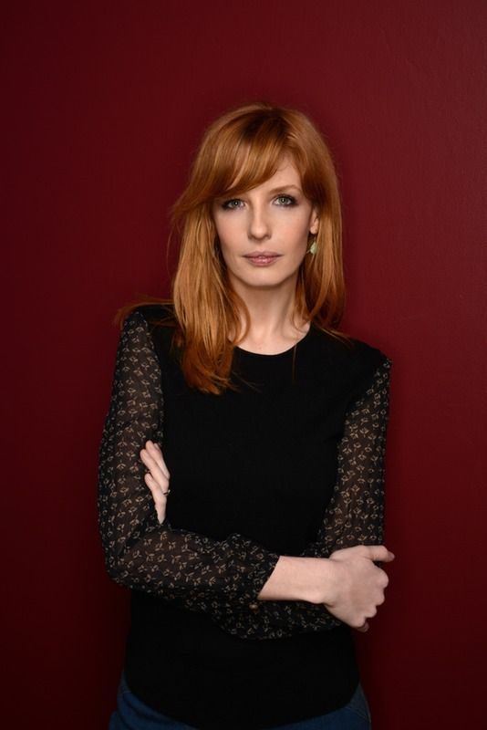 Kelly Reilly from Season Two of True Detective #hair