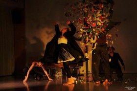 Halagos en Barcelona para la Compañía Estatal de Danza Contemporánea de Oaxaca