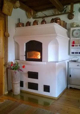 Baking oven | leivinuuni