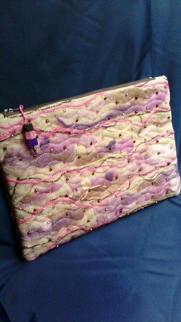 bag with felt