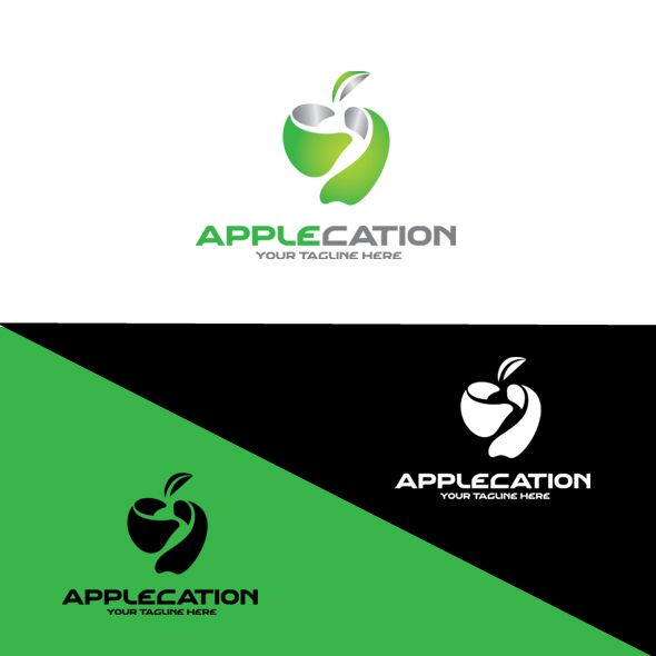 3d logo for app or technology business. If you want to buy this logo or make new logo, please check this out https://www.fiverr.com/reand/design-a-unique-logo