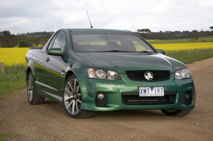 Holden Commodore VE SS ute