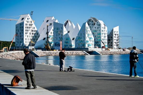 Eisberg, Aarhus, Julien de Smedt JDS, Louis Paillard, SeArch, CEBRA