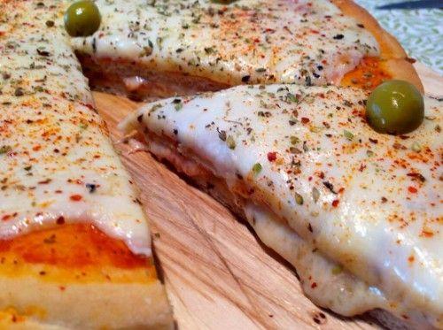 Pizza rellena | Recetas de Cocina Argentina Fáciles y Para Todos los Gustos.