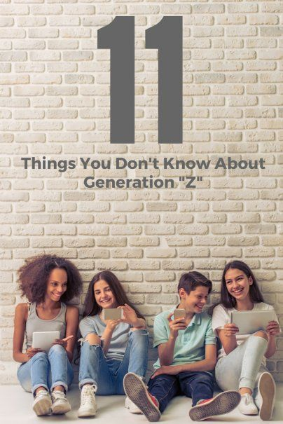 11 Things You Dont Know About Generation Z | The Founders | Post Millennial Generation | Plurals | Homeland Generation | 9/11 Generation