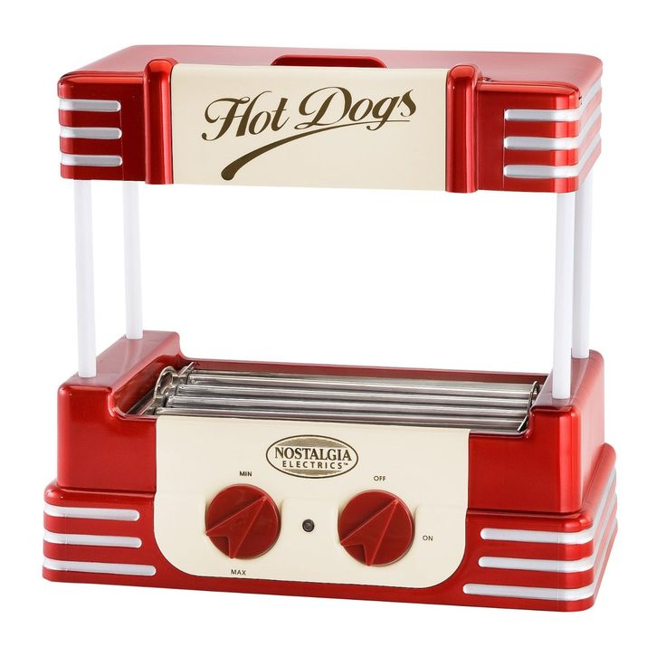 Imagine College Game Days With A Mini Hot Dog Cooker In Your Dorm Room. Part 67