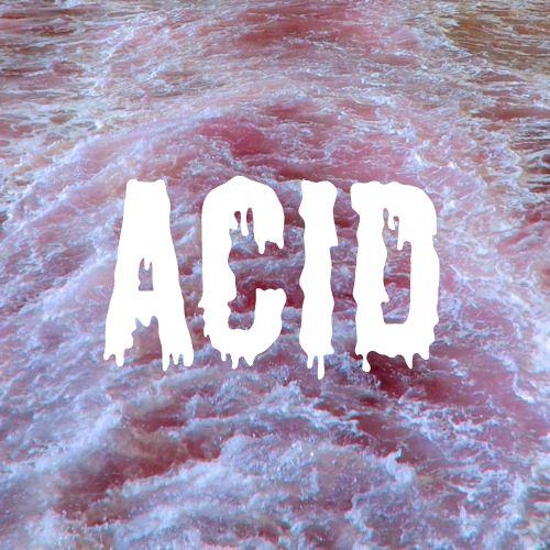 Letter Word For Acid Artwork