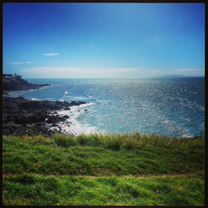Lamberts Beach lookout, Slade Point/Mackay QLD