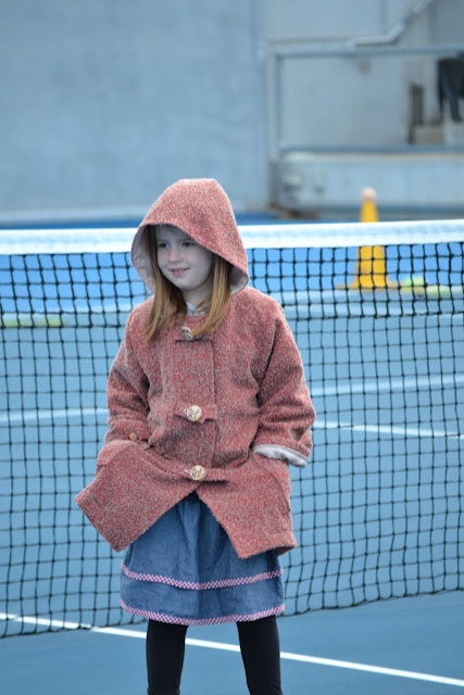 Oliver + S Coat