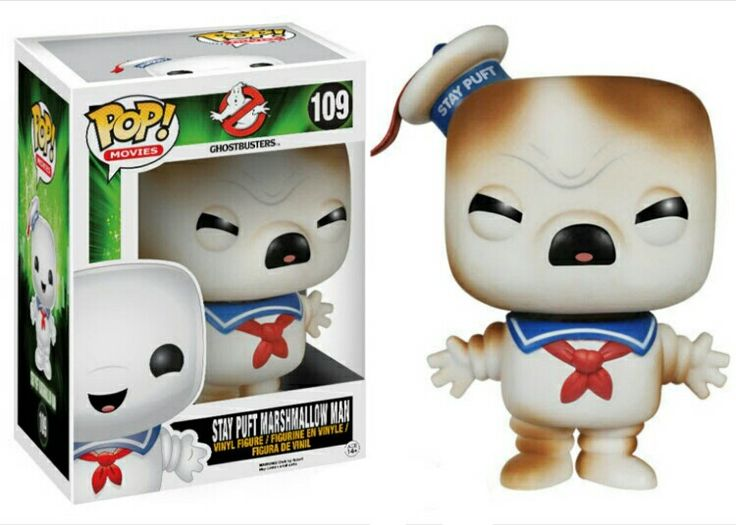 Ghostbusters - Stay Puff Marshmellow Man (Toasted)