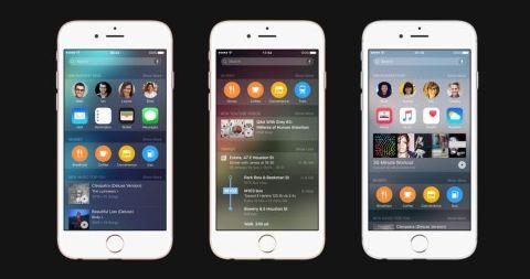 iOS 10 Features, Rumors, Pictures, Photo, Design