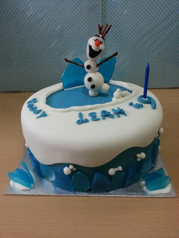 Hello everyone, I'm Olaf! :-) ♥ ♥ ♥