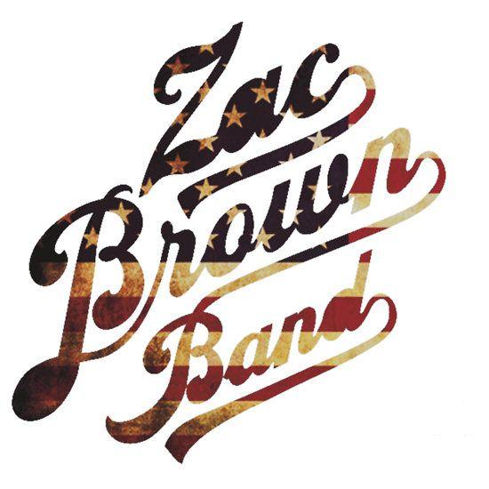 Zac Brown Band American Logo
