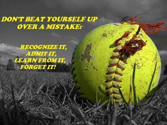I need to remember this quote. On and off the field.