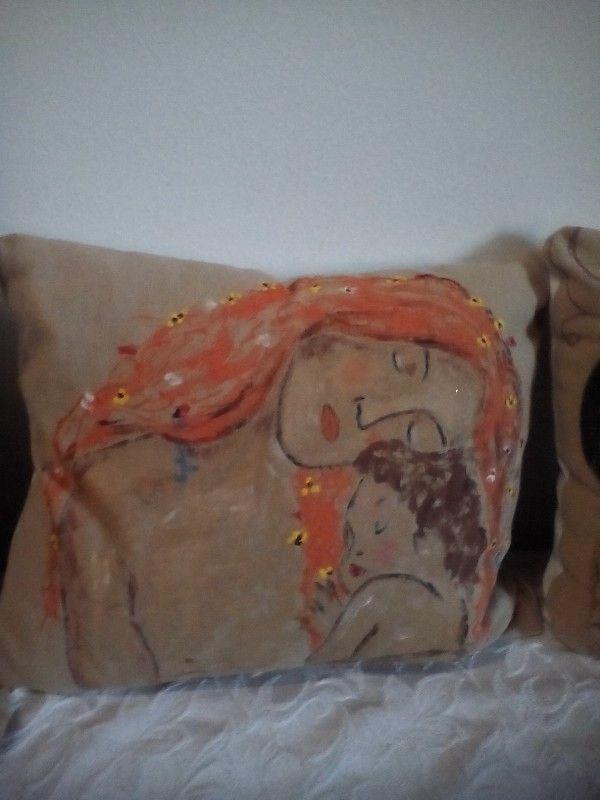 En imitant Klimt