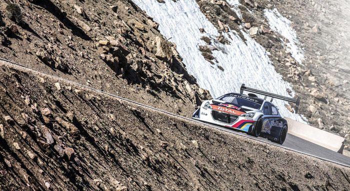 Sebastien Loeb Juara Pikes Peak 2013 Sekaligus Pecah Rekor #info #BosMobil