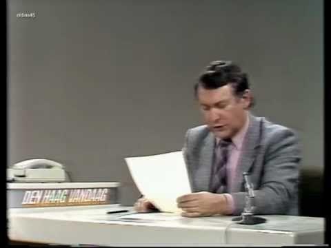 Den Haag Vandaag over radiopiraten 1981