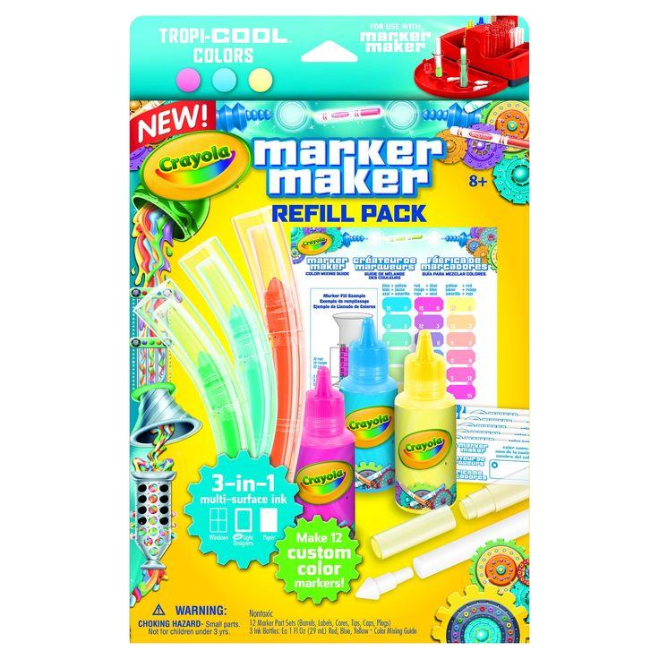 Crayola Marker Maker Refill - Pastel,
