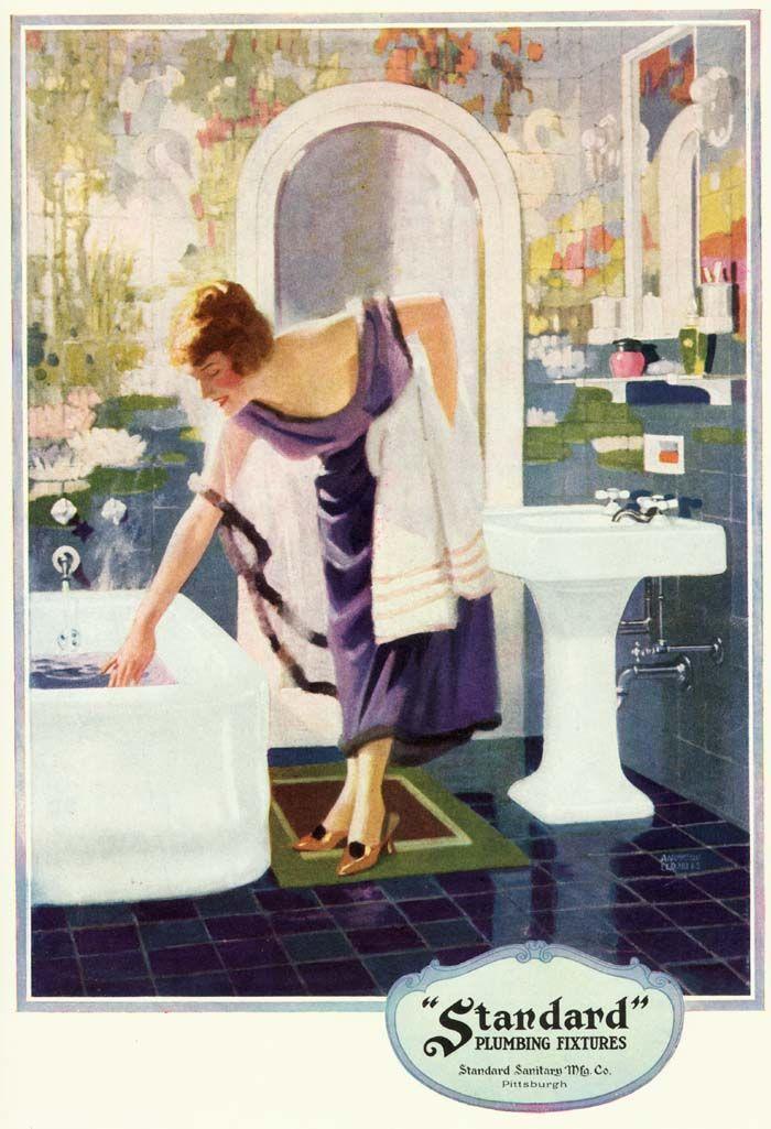 Bathroom Fixtures Pittsburgh 44 best 1920s bathroom images on pinterest | 1920s bathroom, art